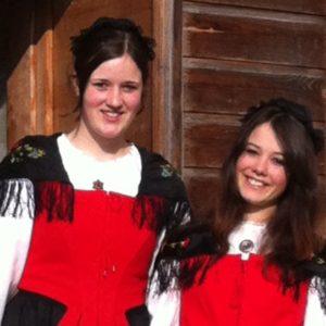 Nadya und Marion